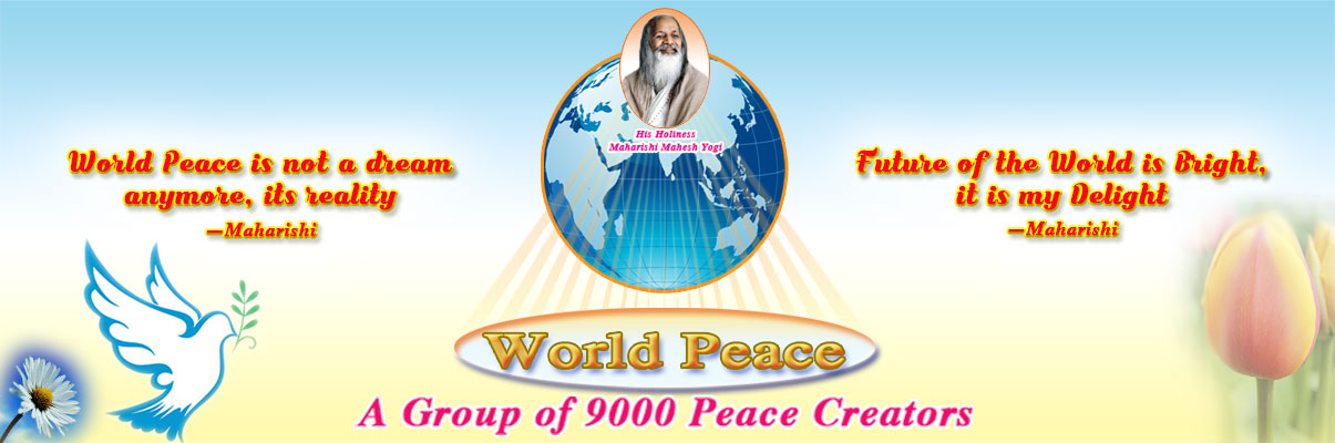 Maharishi World Peace