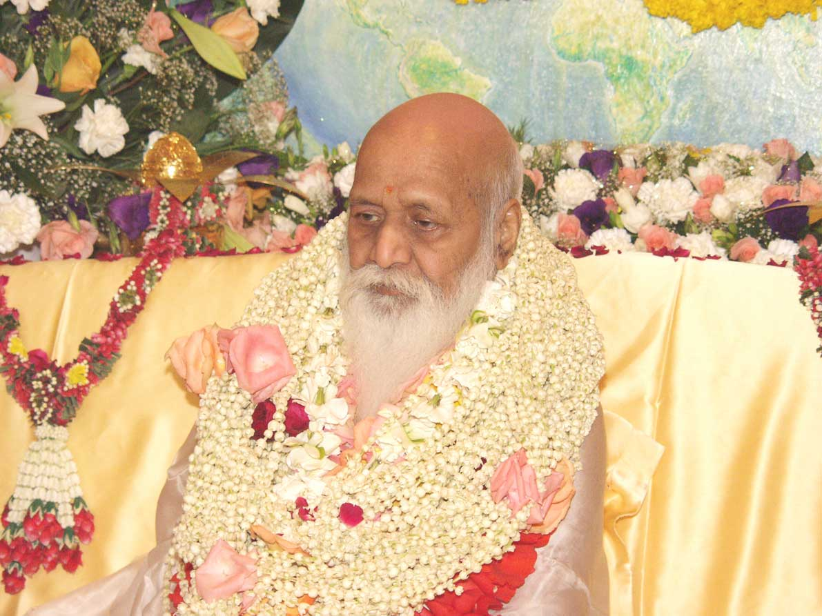 Maharishi ji