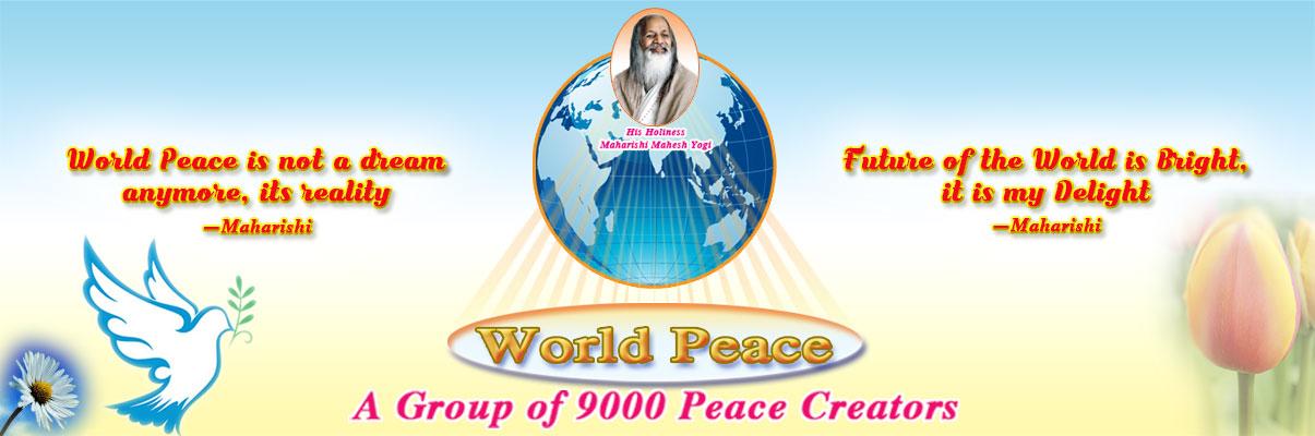 Maharishi Organisation to Establish Group of 9,000 Permanent World Peace Creators: Brahmachari Girish